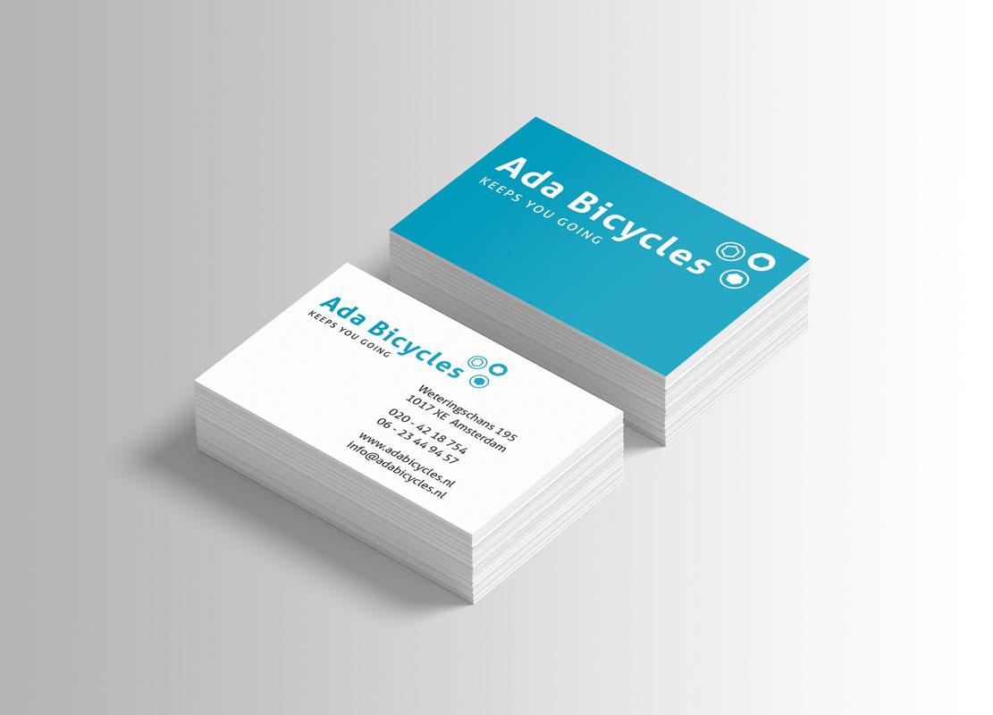 Visitekaartje Adabycicles